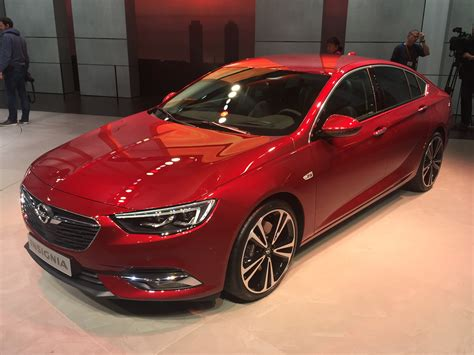 vauxhall insignia new vauxhall insignia prices specs release date carbuyer