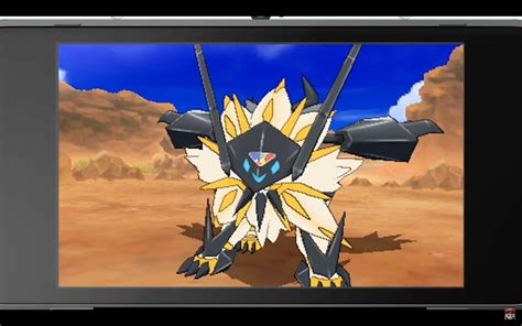 Pokemon Ultra Sun And Moon Only Announced For 3ds Later