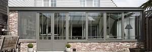 Prix D Une Veranda : prix d 39 une v randa en alu tarif moyen co t de construction ~ Dallasstarsshop.com Idées de Décoration