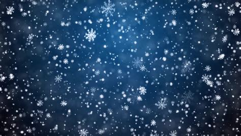 new year 39 s frosty background and falling snowflakes stock footage 1709716