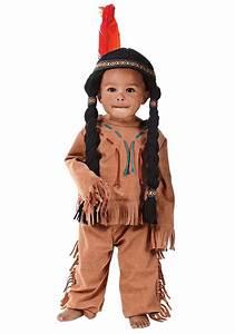Native American Boy Toddler Costume