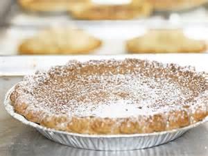 sugar pie hoosier sugar cream pie recipe food network