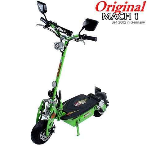 zulassung e scooter mach1 e scooter 1000w mit strassen zulassung moped elektroscooter elektro roller ebay