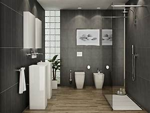 Bloombety : Gray Bathroom Color Scheme Ideas Bathroom ...