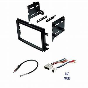 Buy Car Stereo Dash Kit  Wire Harness  Antenna Adapter For