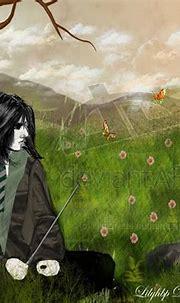 Lily&Severus - Severus Snape & Lily Evans Fan Art (6678217 ...
