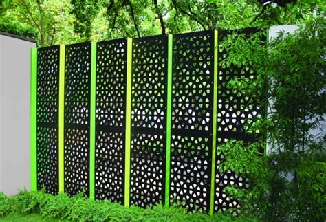 protège canapé paravent de jardin plus de 50 idées orginales archzine fr