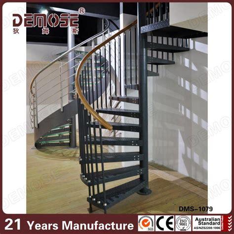 escalier colimaon occasion acier en fer forg 233 escalier en colima 231 on avec garde corps en acier inoxydable escaliers id de produit