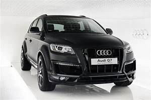 Audi Q7 Sport : limited edition audi q7 sport quattro launched in russia ~ Medecine-chirurgie-esthetiques.com Avis de Voitures