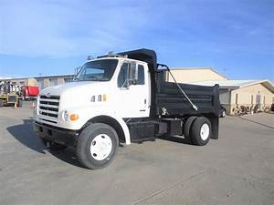 2000 Sterling L7500 Dump Truck For Sale  78 829 Miles