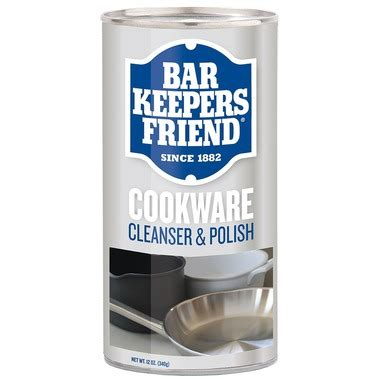 bar keepers friend cooktop cleaner buy bar keepers friend cookware cleaner at well ca free