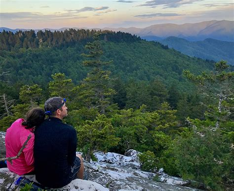 great smoky mountain hiking tours backpack trips wildland trekking