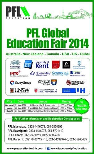 admissions open 2014 for top level foreign universities