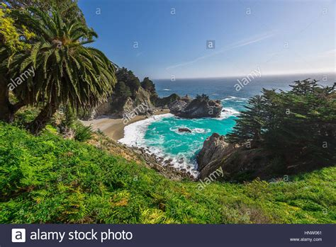 Mcway Cove Stock Photos Images Alamy