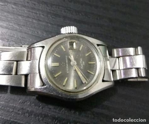 Reloj eterna matic para dama kontiki 20 origina Vendido