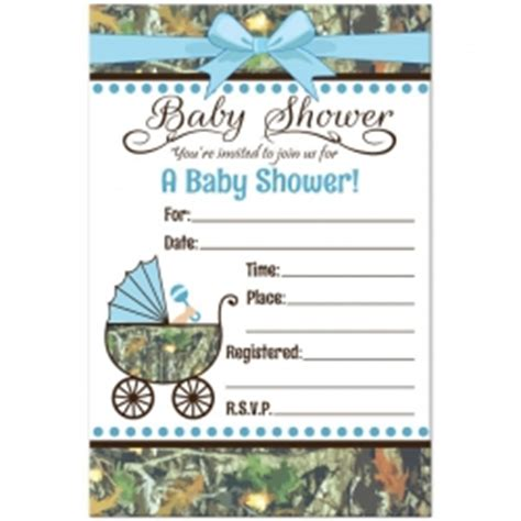 camo baby shower invitations dolanpedia invitations template