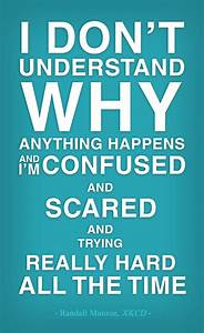 Confused Quotes | Confused Sayings | Confused Picture ...