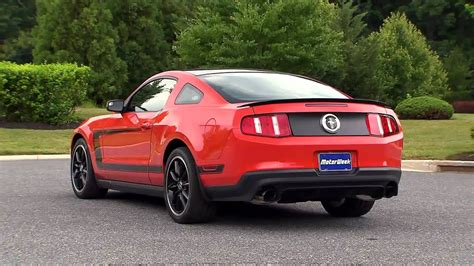 2012 Ford Mustang 302 Price by Road Test 2012 Ford Mustang 302