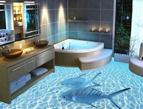 bathroom tub tile ideas 3d tiles turn kitchen and bathroom floors into