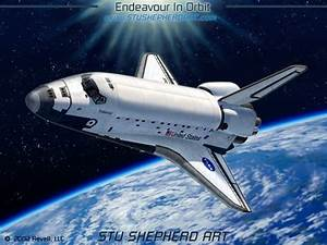 Space Shuttle Art (page 3) - Pics about space