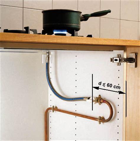 cuisine au gaz raccordement gaz de ville forum chauffage rafraîchissement eau chaude sanitaire système d