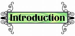 introduction clipart - Jaxstorm.realverse.us