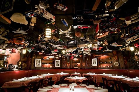 Review The 21 Club, New York  Best Power Lunch In New York