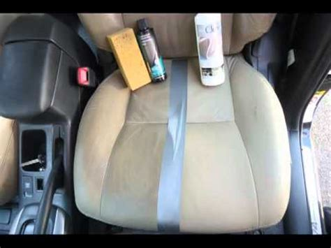 nettoyage siege voiture comment nettoyer siege cuir voiture la réponse est sur