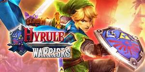 Hyrule Warriors Wii U Games Nintendo