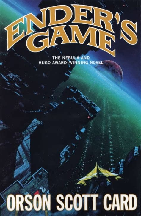 The Book Tripper Ender's Game By Orson Scott Card