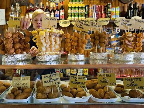 Best Food Venice by Venice Taste Of Italy Travel Channel Travel Channel