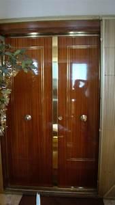 Porte Blindée 3 Points : pose d une porte blinde double vantaux a toulon habillage ~ Premium-room.com Idées de Décoration