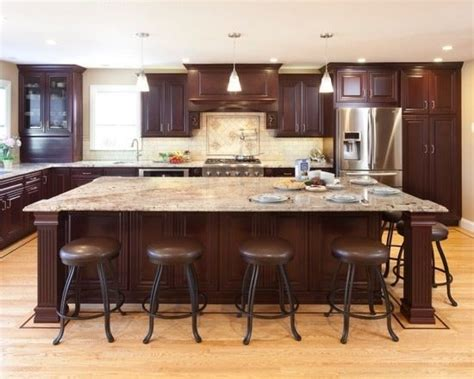 big kitchen islands kitchen island with pull out extension ideas including