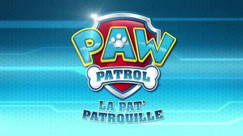 Image Logo Pat Patrouille