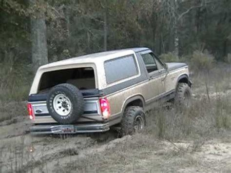 ford bronco  ford bronco  colombia ficha