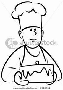 Chef Clipart Black And White | Clipart Panda - Free ...