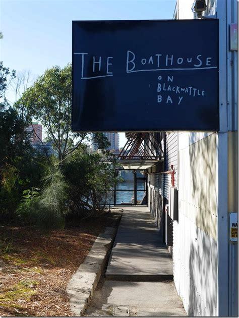 Boat House Glebe by The Boathouse On Blackwattle Bay Glebe Chopinandmysaucepan