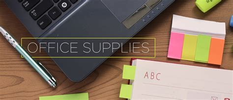 Office Basics by Essential Office Supplies That You Must