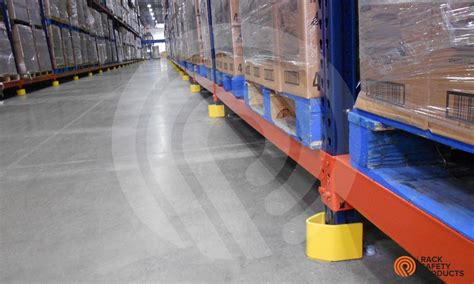 vnose  post protector  pallet rack rack safety products