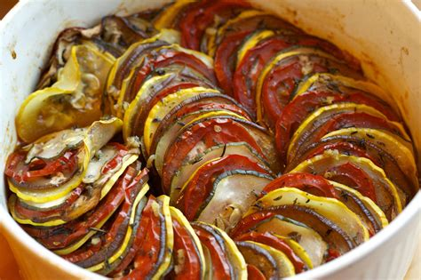 ratatouille 39 s ratatouille recipe dishmaps