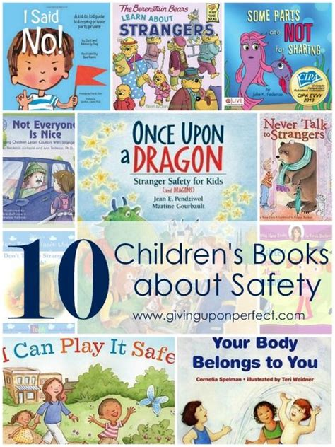 10 children s books about safety real stuff 715   8444424dfe9eab7cda9b9a2a914bcc2f