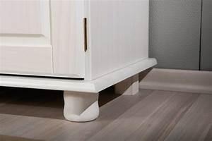 Kommode Weiß Massivholz : kommode anrichte livio kiefer massivholz wei lackiert ~ Markanthonyermac.com Haus und Dekorationen