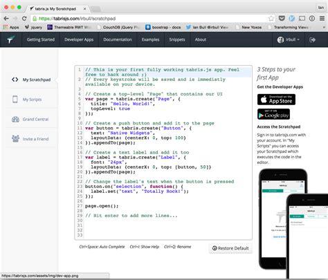 mobile app javascript mobile app development in javascript three minute