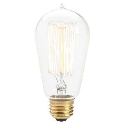 s14 light bulbs renwil 60 watt incandescent s14 light bulb 3 pack lb006