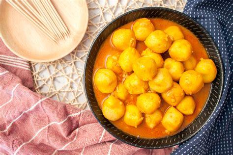 Hong Kong Style Curry Fishballs   Asian Inspirations