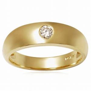 Gold Wedding Rings for Men | A Trusted Wedding Source by ...