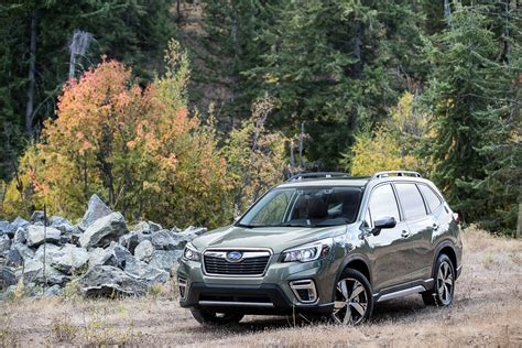 drive  subaru forester james gent