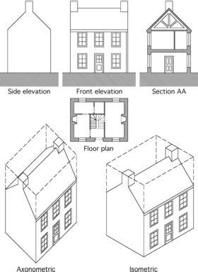 Dessin D'architecture — Wikipédia