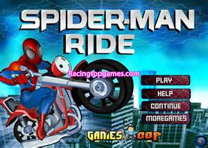 Play Free Online Spider-Man Games