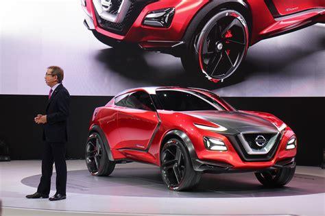 nissan gripz concept debuts   frankfurt auto show